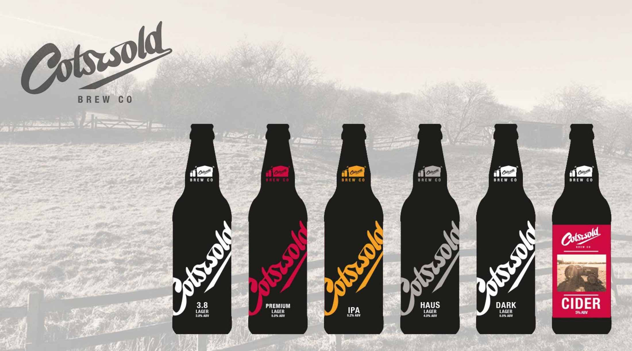 Beer Brand and web design