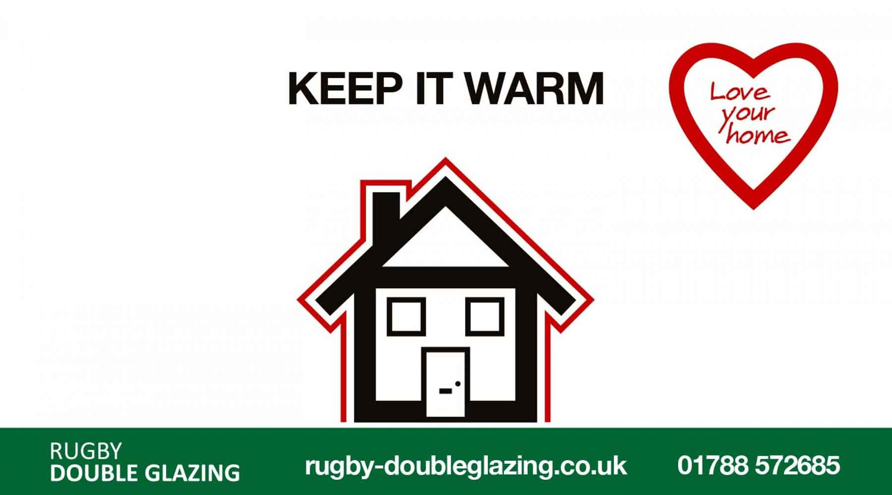 Rugby Double Glazing Animation