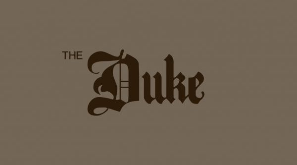 The Duke Pub Logo