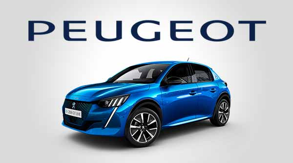 Peugeot Website Brand Implementation